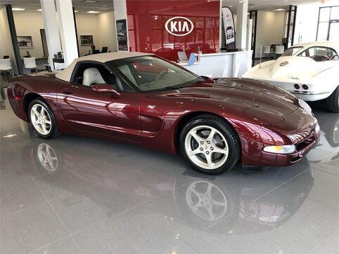 2003_Chevrolet_Corvette_2DR CONVERTIBLE_ Evansville IN