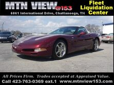 Chevrolet Corvette 50th Anniversary 2003