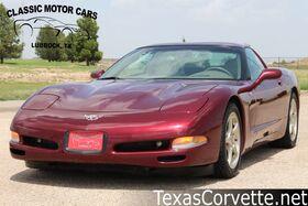 2003_Chevrolet_Corvette_50th Anniversary_ Lubbock TX