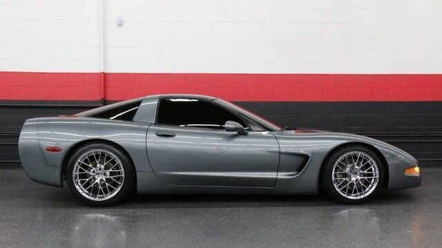 2003 Chevrolet Corvette Anniversary Edition 2dr Coupe