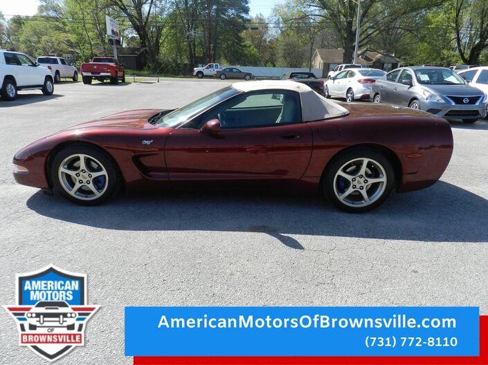 2003 Chevrolet Corvette Base Brownsville TN