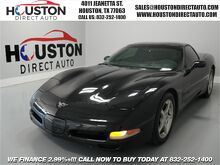 2003_Chevrolet_Corvette_Base_ Houston TX