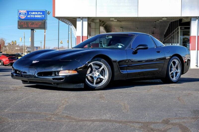 2003 Chevrolet Corvette **LOW MILES** MANUAL w/ Panoramic Glass Top + Hard Top Mooresville NC