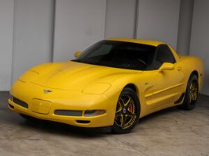 2003_Chevrolet_Corvette_Z06_ Akron OH