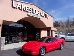 2003_Chevrolet_Corvette_Z06_ Colorado Springs CO