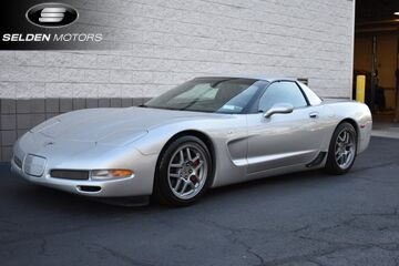 2003_Chevrolet_Corvette_Z06_ Willow Grove PA