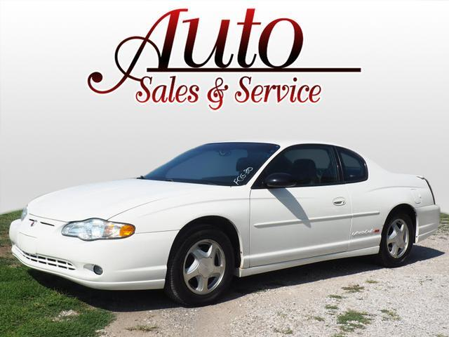 2003 Chevrolet Monte Carlo SS Indianapolis IN