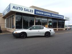 2003_Chevrolet_Monte Carlo_SS_ Spokane Valley WA