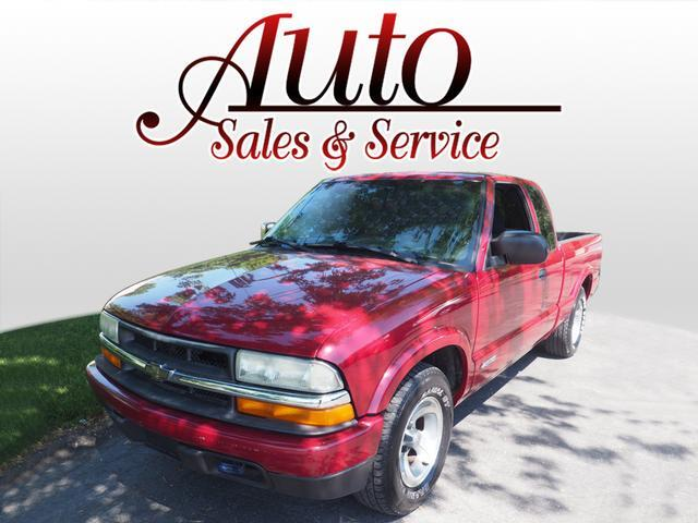 2003 Chevrolet S-10 LS Indianapolis IN