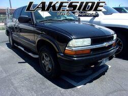 2003_Chevrolet_S10 Pickup_LS Crew Cab 4WD_ Colorado Springs CO