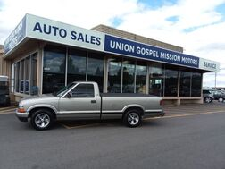 2003_Chevrolet_S10 Pickup_Long Bed 2WD_ Spokane Valley WA