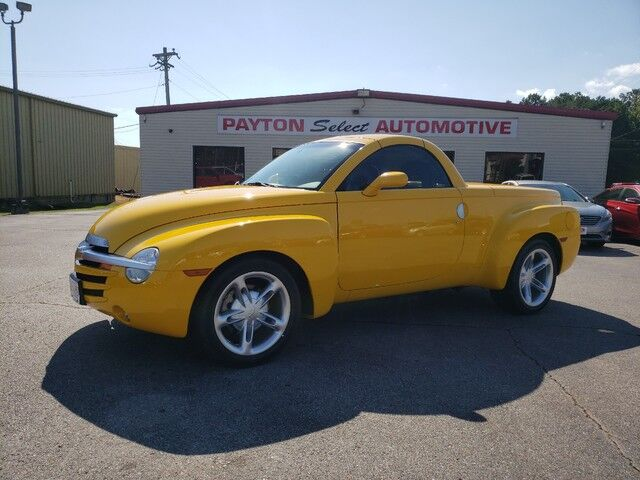 used specials heber springs ar payton select 2003 chevrolet ssr ls