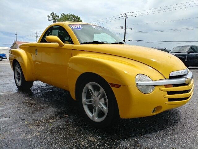 2003_Chevrolet_SSR_LS_ Fort Myers FL