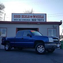 2003_Chevrolet_Silverado 1500_Ext. Cab Long Bed 4WD_ Reno NV