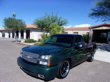 2003_Chevrolet_Silverado 1500_LS CUSTOM PAINT, DVD_ Apache Junction AZ