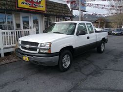 2003_Chevrolet_Silverado 1500_LS Ext. Cab Short Bed 4WD_ Pocatello and Blackfoot ID
