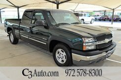 2003_Chevrolet_Silverado 1500_LS_ Plano TX