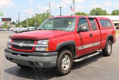 2003_Chevrolet_Silverado 1500_LT_ Fort Wayne Auburn and Kendallville IN