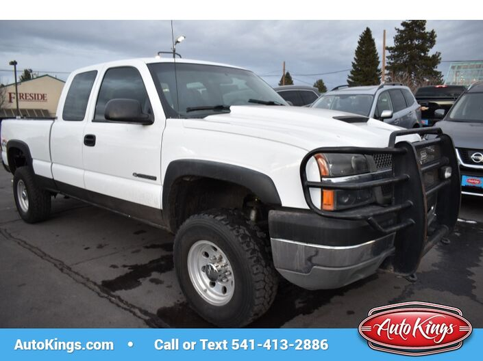 2003 Chevrolet Silverado 2500HD Ext Cab 4WD LS Bend OR