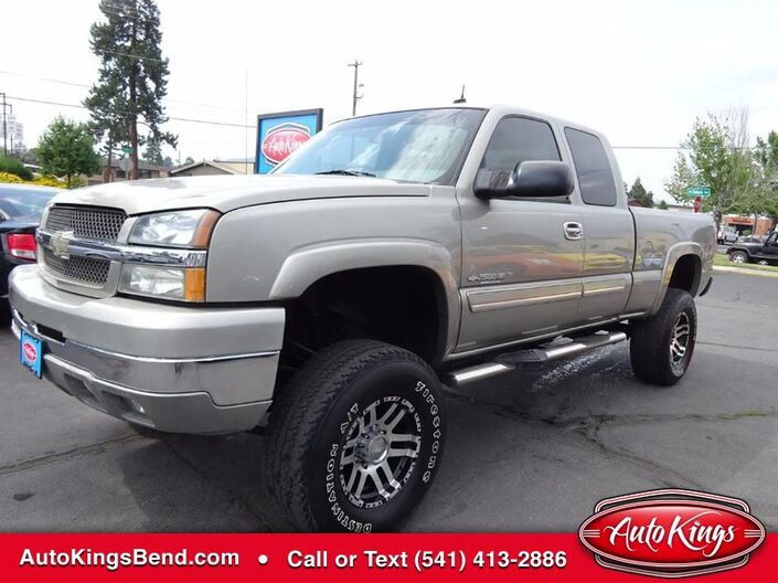 2003 Chevrolet Silverado 2500HD LT Bend OR