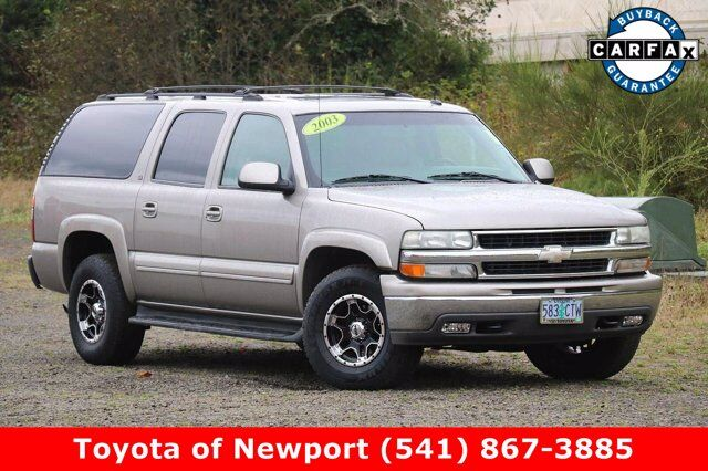2003 Chevrolet Suburban LT Newport OR
