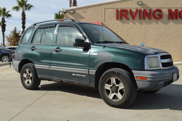 2003_Chevrolet_Tracker_4-Door 4WD_ San Antonio TX