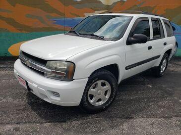 2003_Chevrolet_TrailBlazer_LS 2WD_ Saint Joseph MO