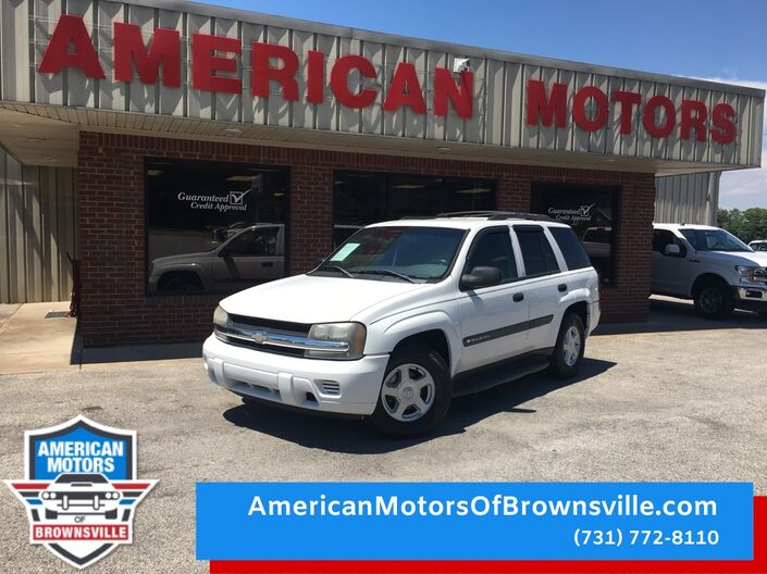 2003 Chevrolet TrailBlazer LS Brownsville TN