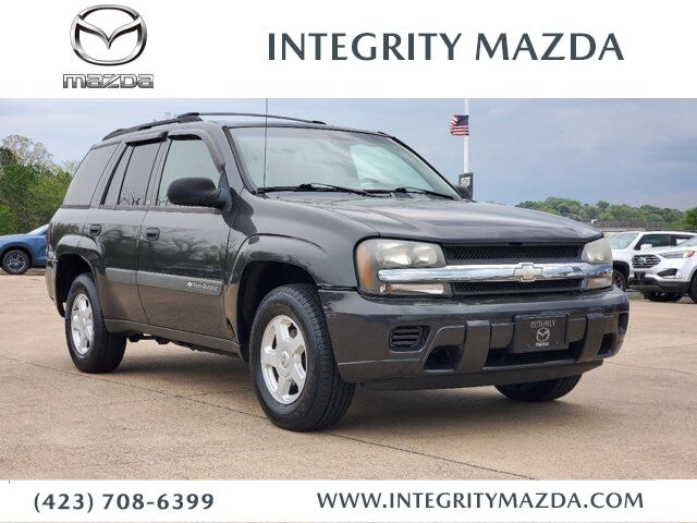 2003 Chevrolet TrailBlazer LS Chattanooga TN