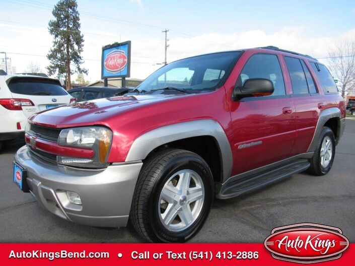 2003 Chevrolet TrailBlazer LTZ Bend OR