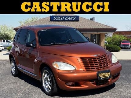 2003_Chrysler_PT Cruiser_GT_ Dayton OH