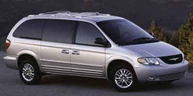 2003 Chrysler Town & Country LX Corvallis OR