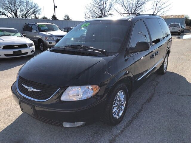 2003 Chrysler Town & Country Limited Gainesville TX