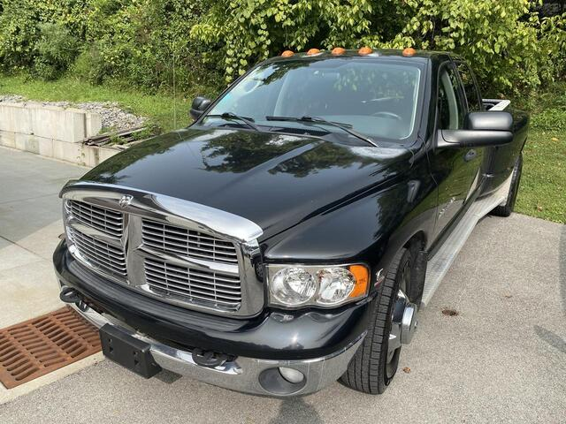 2003 DODGE RAM 3500 QUAD CAB 4X2 SLT Bridgeport WV