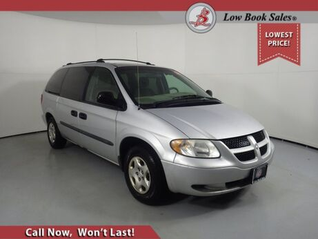 2003_Dodge_CARAVAN_SE_ Salt Lake City UT