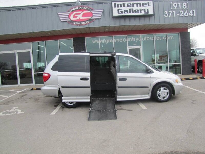 2003 Dodge Caravan Wheel Chair Van Conversion SE Collinsville OK