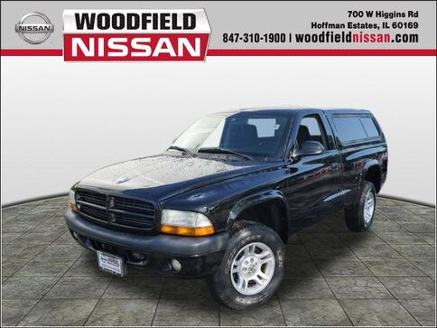 2003_Dodge_Dakota_Sport_ Hoffman Estates IL