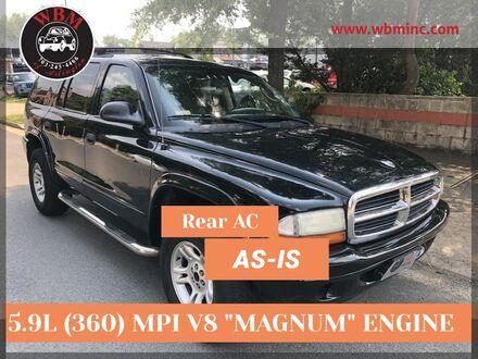 2003_Dodge_Durango_4WD SLT_ Arlington VA