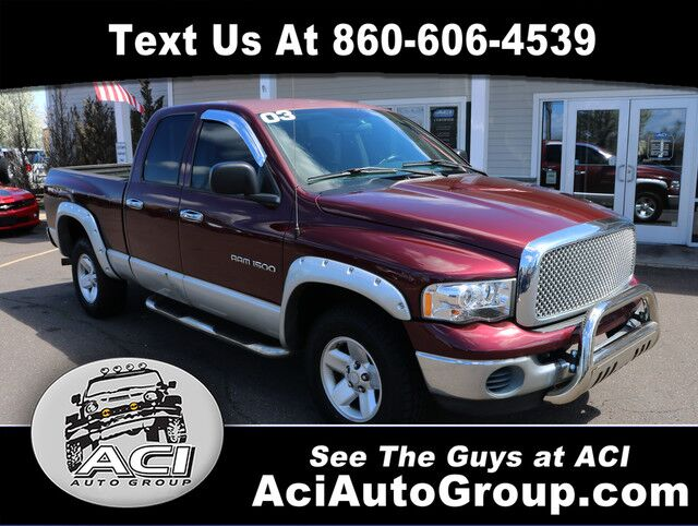 2003 Dodge Ram 1500 SLT East Windsor CT