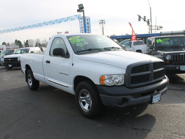 2003 Dodge Ram 1500 ST Hillsboro OR