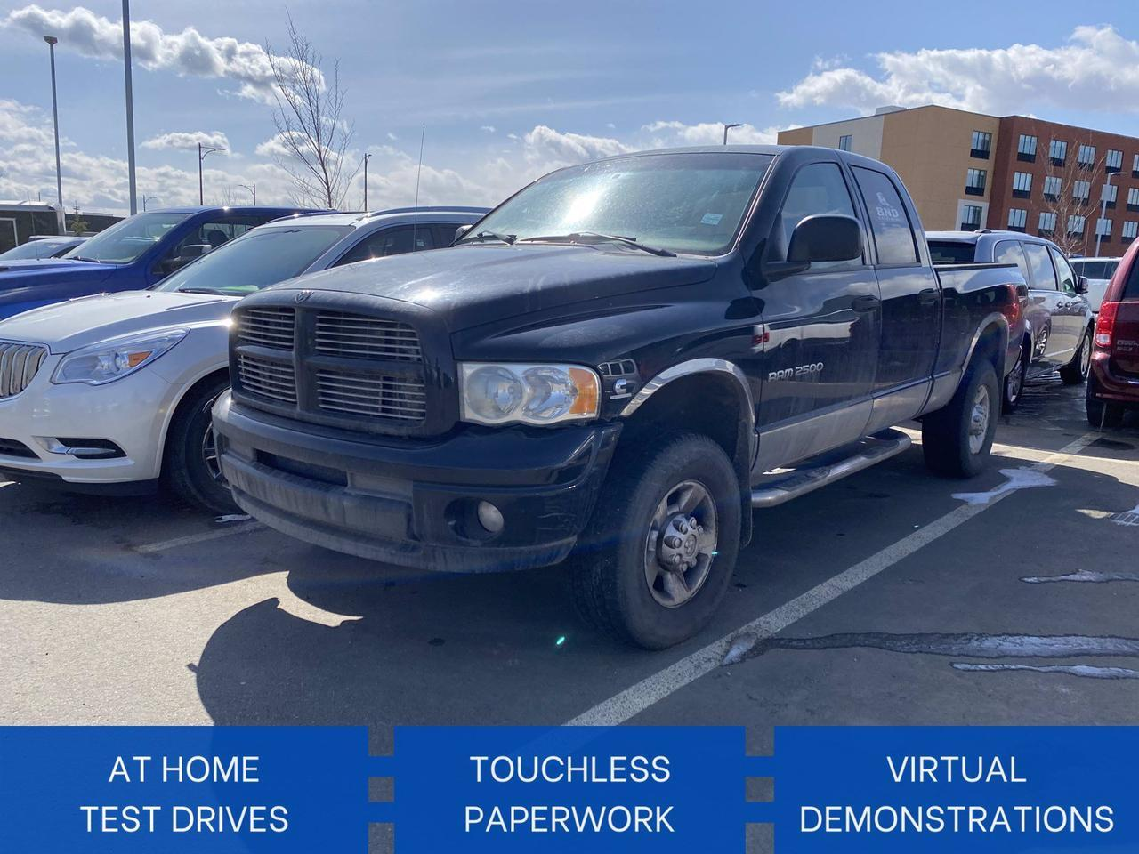 2003 Dodge Ram 2500 | FRESH TRADE |