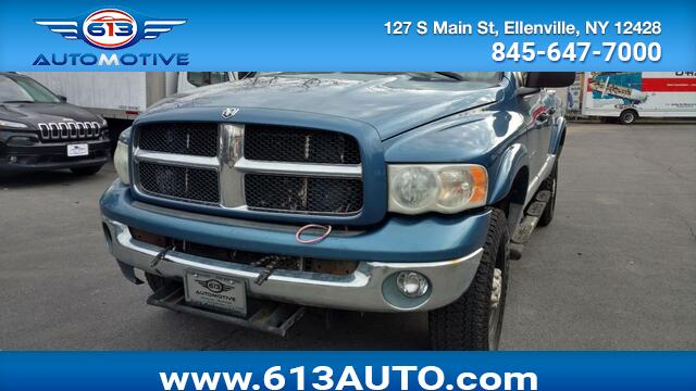 2003 Dodge Ram 3500 ST Quad Cab Short Bed 4WD Ulster County NY