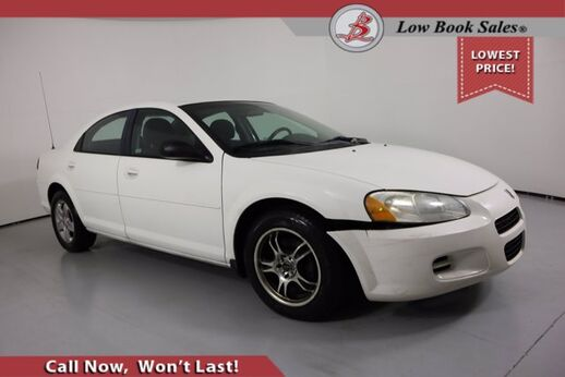 2003_Dodge_STRATUS_SXT_ Salt Lake City UT