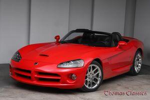 2003_Dodge_Viper_SRT-10_ Akron OH