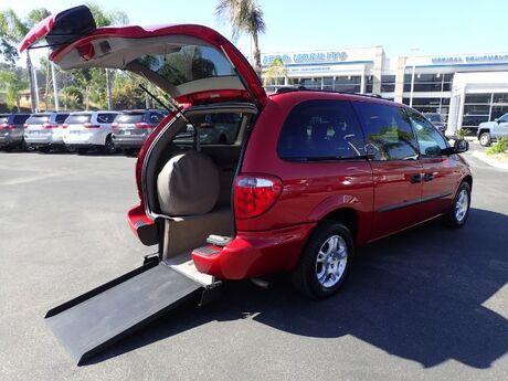 2003 FMI Dodge Grand Caravan SE w/ Power Ramp Anaheim CA