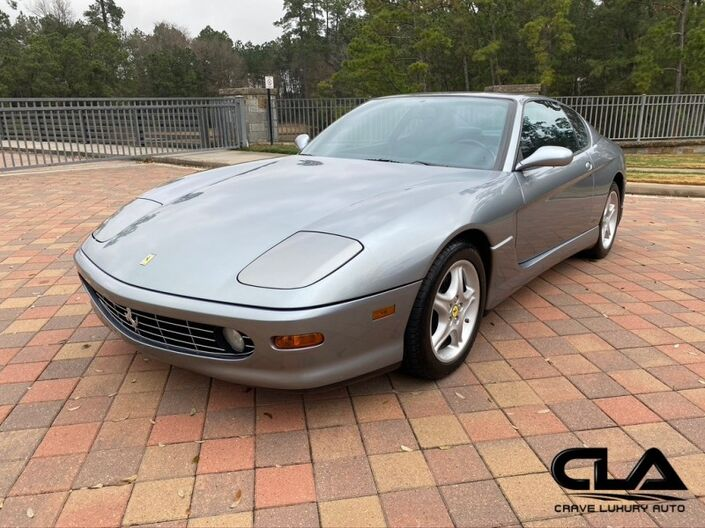 2003 Ferrari 456M  The Woodlands TX