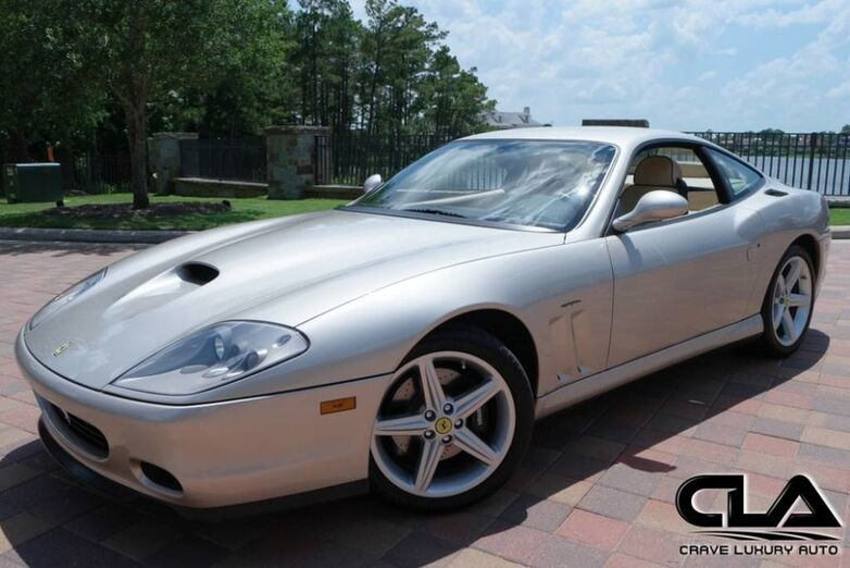 2003 Ferrari 575M Maranello  The Woodlands TX