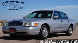 2003_Ford_Crown Victoria_LX_ Lubbock TX