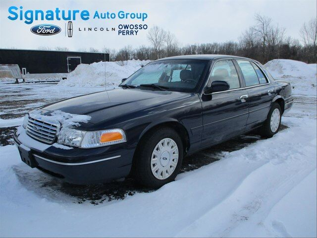2003 Ford Crown Victoria Police Interceptor Perry & Owosso MI