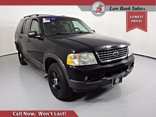 2003 Ford EXPLORER XLT 4WD UTILITY  Salt Lake City UT